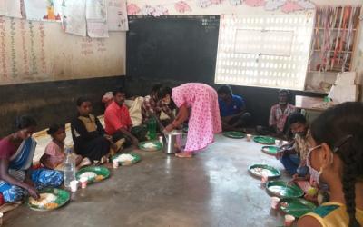 TPG School Responds to Flooding – Cares for Their Neighbors