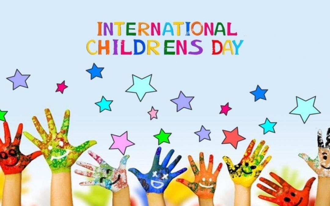 International Children's Day – June 1